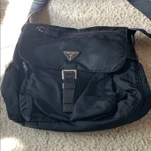 🌸 Prada black crossbody bag 🌸